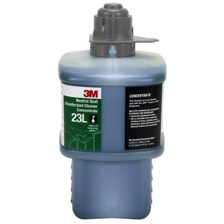 (Neutral Quat Disinfectant Cleaner Concentrate)
