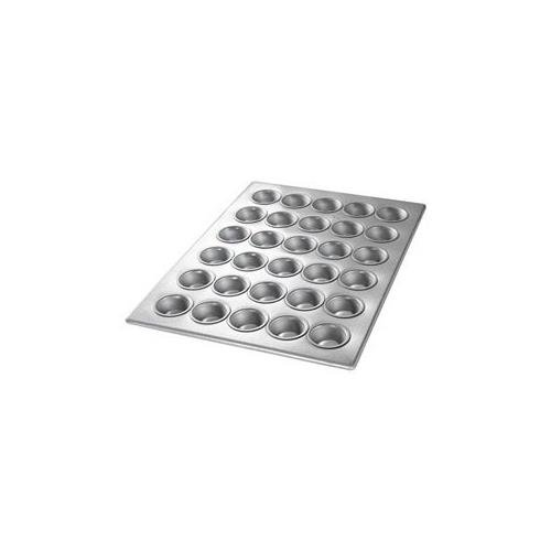 Chicago Metallic 30 Cup Mini-Muffin Pan with AMERICOAT Plus