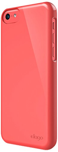 Elago Slim Fit 2 Case for iPhone 5C Red