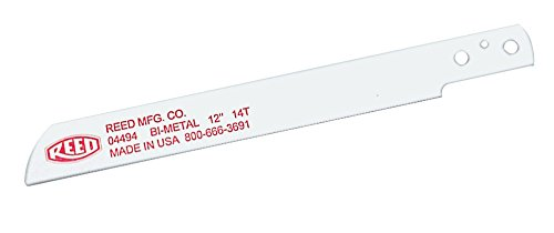 Reed Tool Z2414 Power Hack Saw Blade, 24-Inch 14 TPI