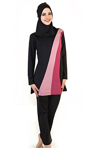9629ceb5778 Full Cover Modest Burkini Swimwear Swimsuit Burqini Muslim Islamic Beachwear  - Buy Online in UAE. | Apparel Products in the UAE - See Prices, ...