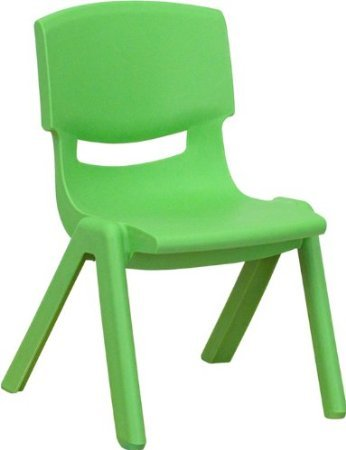 Flash-Furniture-Blue-Plastic-Stackable-School-Chair-with-10-12-Inch-Seat-Height