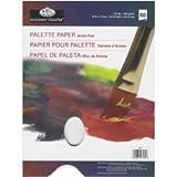 Bulk Buy: Royal Brush Essentials Artist Paper Pads Palette 100 Sheets RD35-8 (3-Pack)