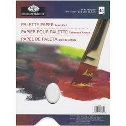 Royal & Langnickel Bulk Buy Royal Brush Essentials Artist Paper Pads Palette 100 Sheets RD35-8 (3-Pack) by Royal & Langnickel