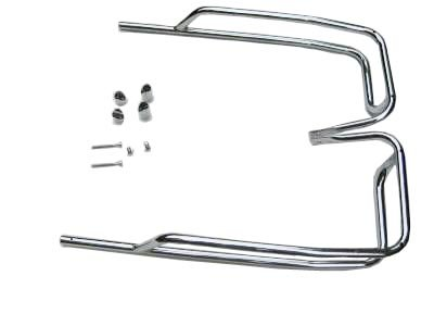 Saddlebag Guard Rails for 1995-up Yamaha Royal Star Venture / Tour Deluxe