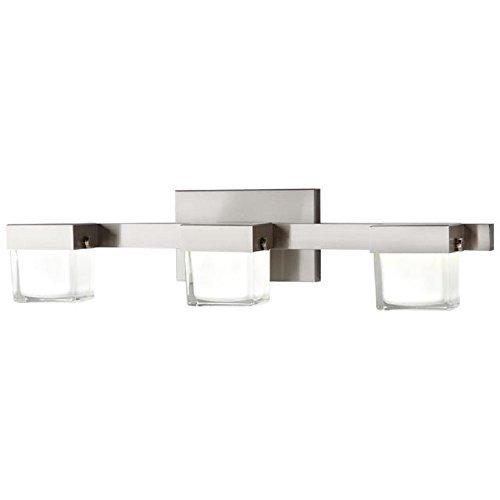 Home Decorators 1001-844-667 3 Light LED Vanity Fixture