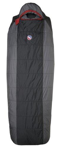 Big Agnes Gunn Creek 30-Degree Sleeping Bags (Intergrity), Reg Right Zipper, Outdoor Stuffs