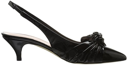 Kate Schop New York Womens Ophelia Pump Zwart Soft Patent