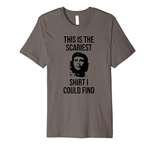 Scariest Halloween Costume Che Guevara Communism T-Shirt for $<!--$20.99-->