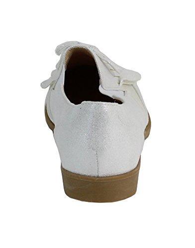 By Shoes - Zapatos de cordones para Mujer Blanco