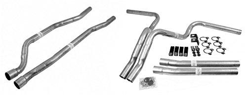 - Dynomax 89004 Universal Dual Kit