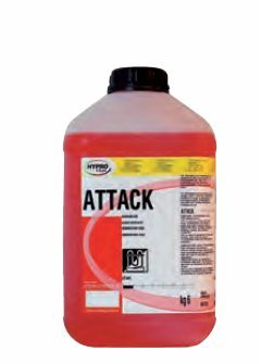 Attack Detergente desincrustante líquido para lavavajillas 3 kg ...