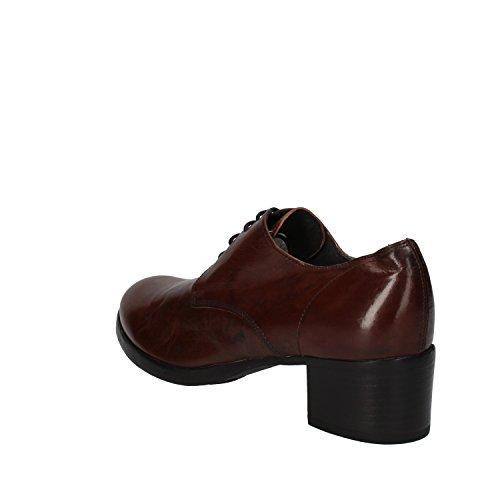 Zapatos marrones de punta abierta formales JOE BROWNS para mujer 80vDu