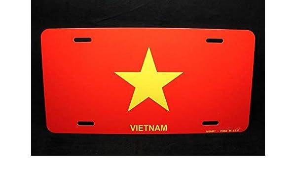 MNUT Vietnam - Placa de matrícula para Coche ?? Placa de Licencia ...