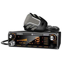 Bearcat980 Cb Radio With Ssb And 7 Color Display-2Pack