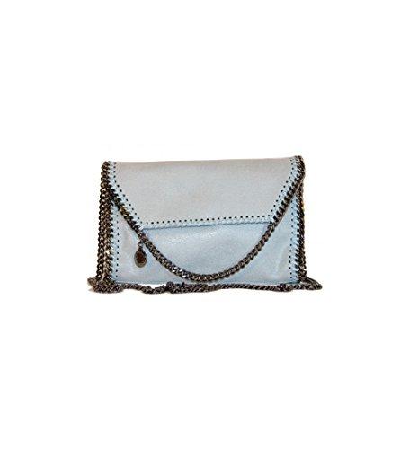 Stella Mccartney Women's 364519 W9132 9031 Mini Shaggy Shoulder Bag - UNI