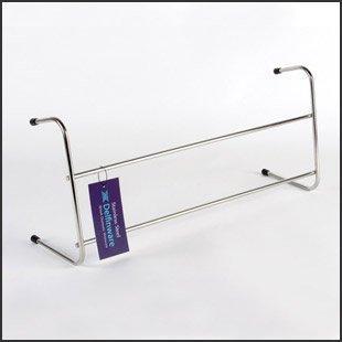 45.7cm 3061 Delfinware Stainless Steel Radiator Rail