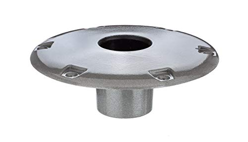 attwood 3001.7005 238 Series Boat Seat Socket Base 238312-2 Aluminum 9 Inch primary