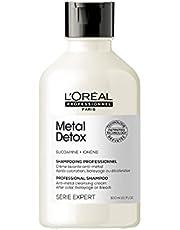 L'Oréal Professionnel Serie Expert Metal Detox Shampoo 300ml - vrouwen - Voor