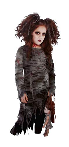 (Amscan Girls Undead Walker Zombie Costume - Large)