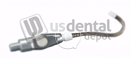 PLASDENT - Saliva Ejector To Hve Adapters - # 80-1106 - Color: White - Autoclavable To 250°F - (12 Pcs/Bag - 300 Bags/Case) 001-80-1106 DENMED Wholesale