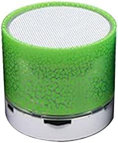 Montloxs MiniBT luidspreker draadloos kleurrijk licht kleine scheuren heldere klankzuil subwoofer draagbaar TFkaart AUX