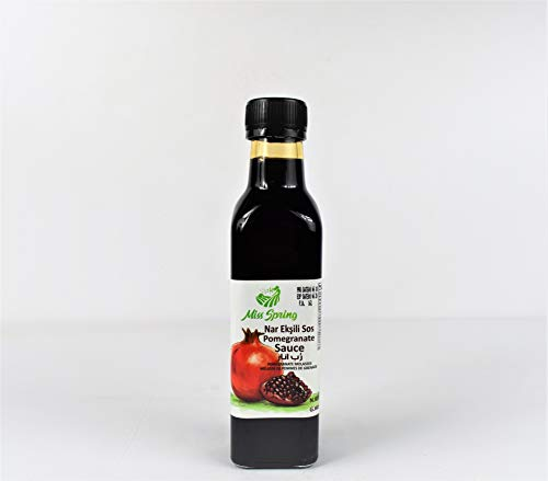 (Pomegranate Molasses (12.3 OZ) NON-GMO)