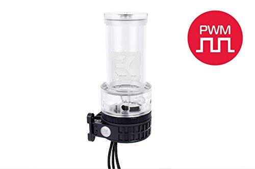 EK-XRES 140 Revo D5 PWM - Plexi (incl. sleeved pump) by EK (Image #1)