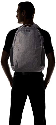 31uGwRso0%2BL - Travelon Anti-Theft Urban Backpack, Slate