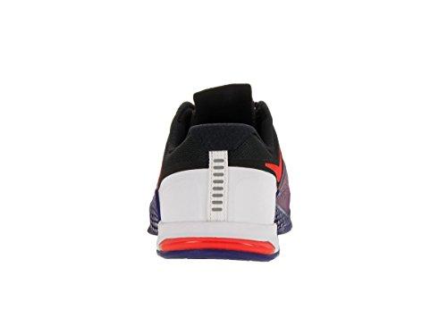 Nike da Uomo Metcon 2Formazione Scarpe Hyper Violet/Concord/Black/Total Crimson