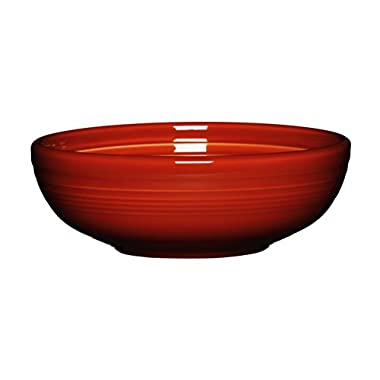 Fiesta 38 oz Bistro Serving Bowl, Medium, Paprika