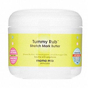 Mama Mio Tummy Rub beurre Vergetures, 4oz, dites NON aux vergetures!
