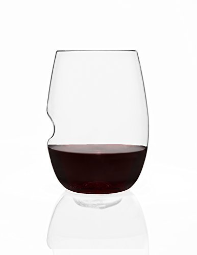 Govino Wine Glass Flexible Shatterproof Recyclable, Set of -