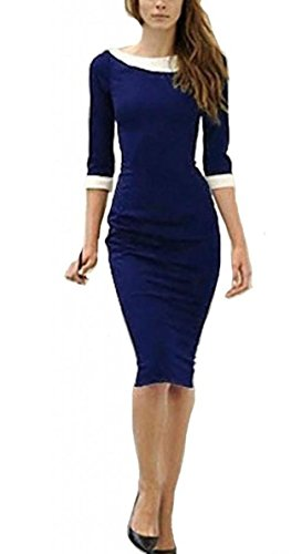 YEEZ Womens Elegant Sleeve Bodycon