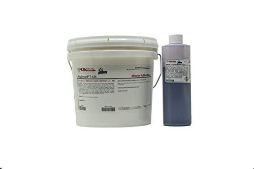 Magikmold T-124 Tin Cure Silicone – 8.8 lb Kit – Standard Purple Catalyst