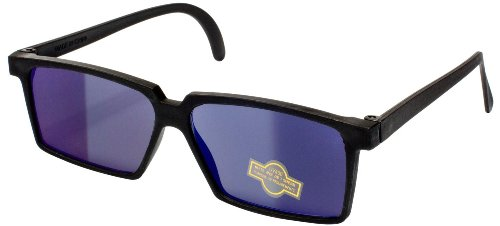 Spy Surveillance Sunglasses with Rear View Mirror - See b...