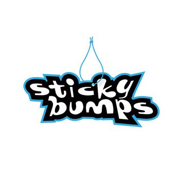 Sticky Bumps Air Freshener (Blueberry)