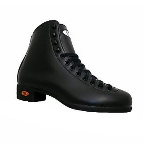Riedell Noir 121 Rs Chaussures De Patinage Artistique Noir