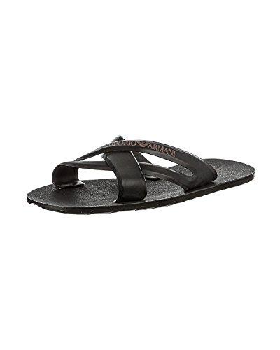 Pantofole Armani Nero Pantofole Pantofole Emporio Nero Emporio Armani 354AqScRjL