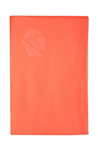 Mountain Warehouse Workout Towel Geranio Talla única Coral