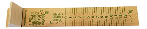Ritz Kids - Toddler's Foot Measure - Measure in the Comfort of Your Own Home!