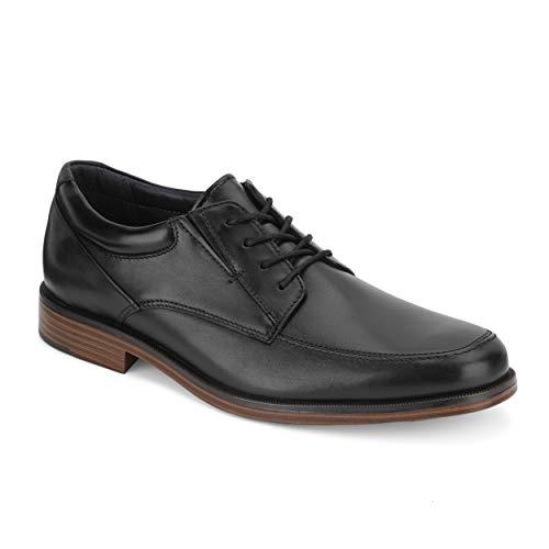 - Dockers Mens Danvers Leather Dress Oxford Shoe, Black, 8.5 M