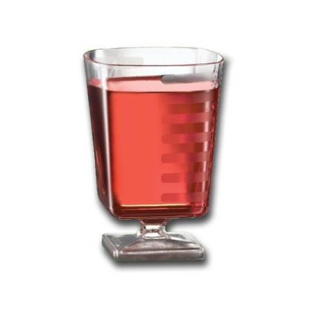 2 oz plastic wine cup - 6