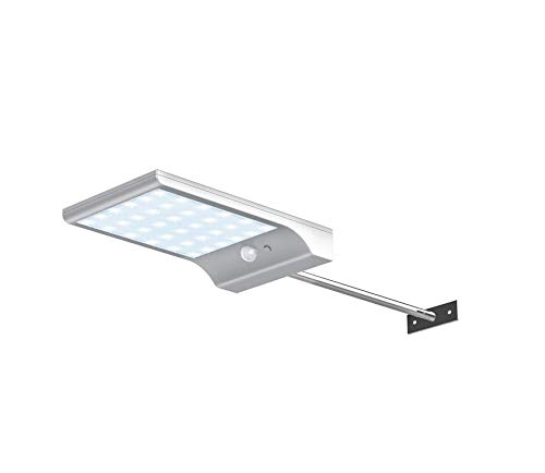 Motion Activated Solar Sconce