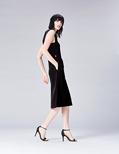 Droite FIND Robe Noir Femme Black 8npWgp6f