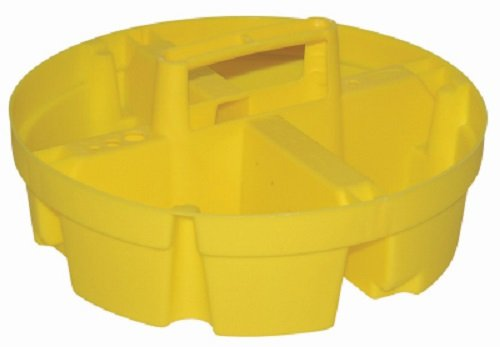 Bucket Boss, 5 Gallon Bucket Stacker Parts Organizer Trays - Quantity 16 by Bucket Stacker (Image #1)
