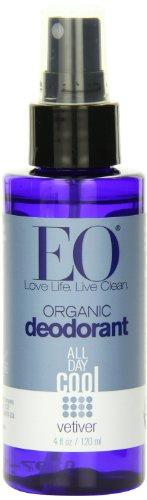 EO Organic Deodorant Vetiver 5 pack