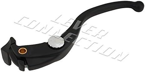 Pro Braking PBR2230-SIL-BLA Rear Braided Brake Line Silver Hose /& Stainless Black Banjos