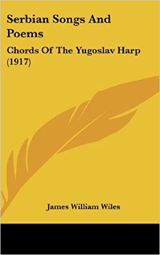 Amazon.in: Buy Serbian Songs and Poems: Chords of the Yugoslav Harp ...