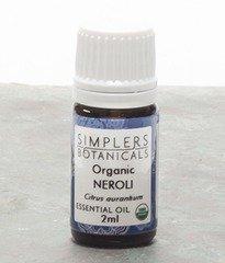 Living Flower Essences Simplers Botanicals Neroli Organic, 0.06 Fluid Ounce ()